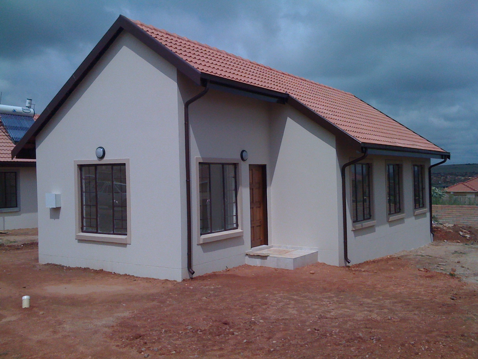 Low cost house plans in south africa for Low cost building